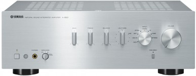 Интегрированный стерео усилитель с ЦАП Yamaha A-S501