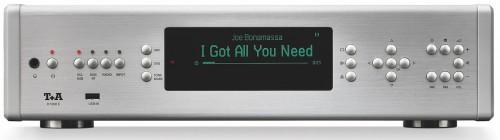 Сетевой CD стерео ресивер с USB ЦАП T+A R 1000 E