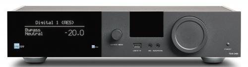 Интегрированный стерео усилитель с USB ЦАП Lyngdorf TDAI-3400