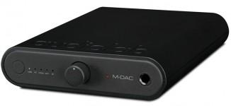 Цифро-аналоговый преобразователь/усилитель для наушников AudioLab M-DAC mini